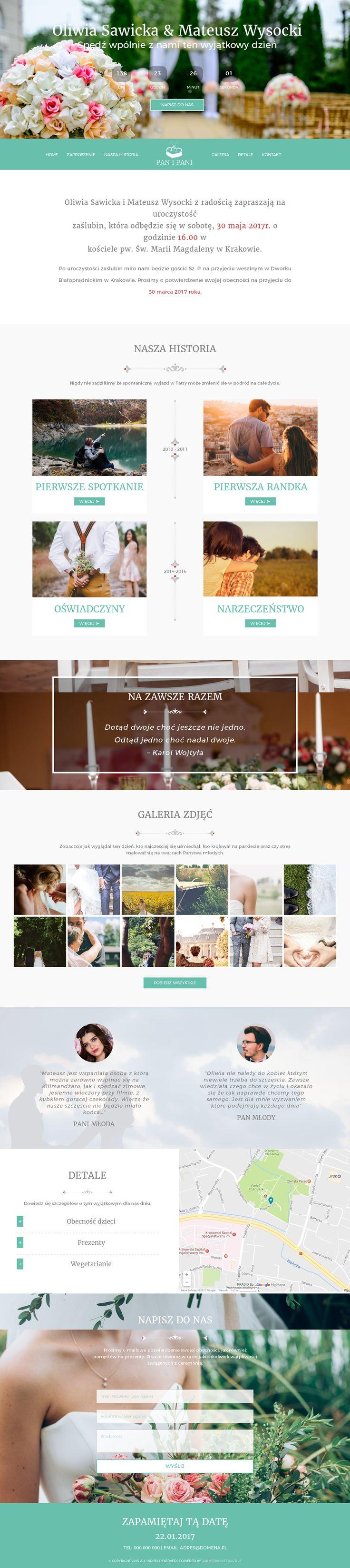 #wedding #site #justmaried #www #webdesign