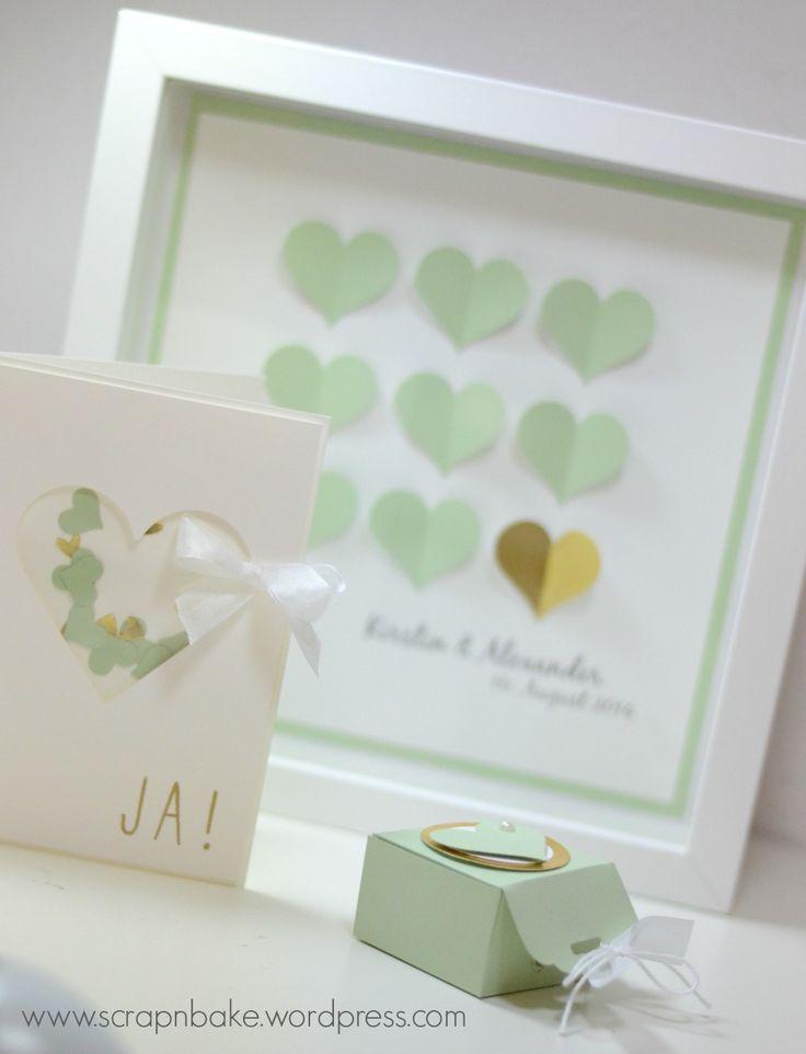 Stampin' UP! - Hochzeit - Wedding - Geschenk