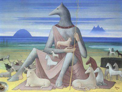 Jan Zrzavý:  Veles, 1929