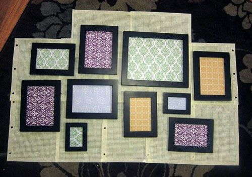 25 Best Ideas About Diy Picture Frames Collage On