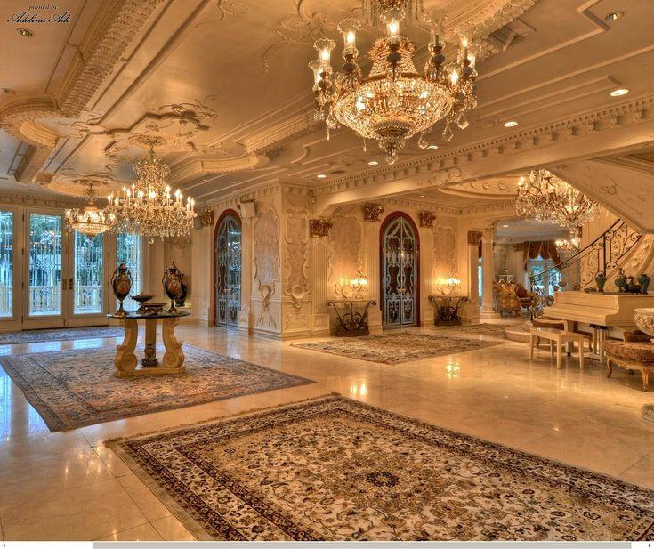 Luxury Foyer Interior Design: 4718 Best Images About Aesthetic Elegance & Opulent Design