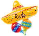 """Fiesta Partisi diyince sombrero ve marakas akla ilk gelenler. Dostlarla barbekü eşliğinde meksika sosları, tortiya ve margaritalarla nefis bir ziyafet çekerken meksika atmosferi yaratan bir dekorasyan ve latin müzikleri partinizi unutulmaz kılacaktır    Parti Paketi """"Partiye Dair Herşey"""" / Doğum Günü , Baby Shower, Doğum, Düğün, Yılbaşı, Halloween, Sevgililer Günü"""