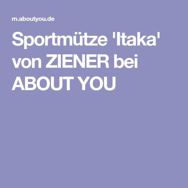 Sportmütze 'Itaka' von ZIENER bei ABOUT YOU