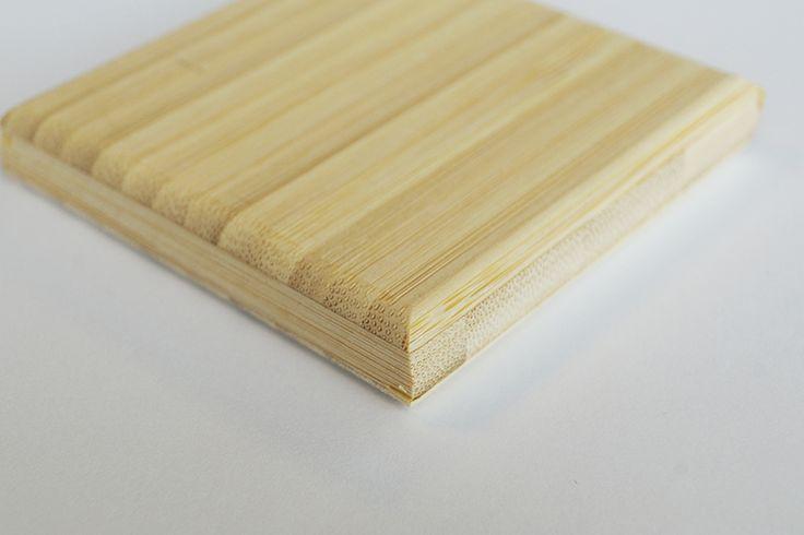 Kant på Bambus krydsfiner - Natur - Keflico A/S.