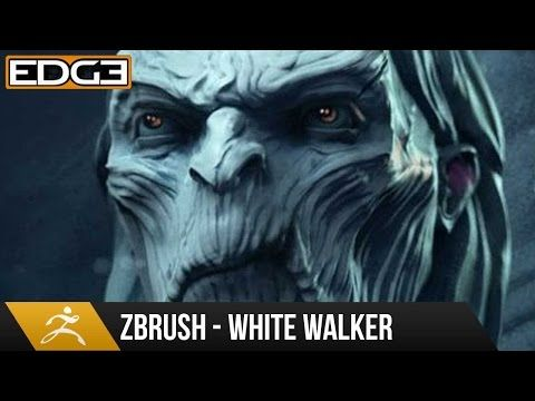 Zbrush Sculpting Tutorial - White Walker from Game of Thrones HD - YouTube