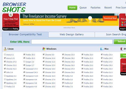 9 Free Cross Browser Testing Tools | SmashingApps.com