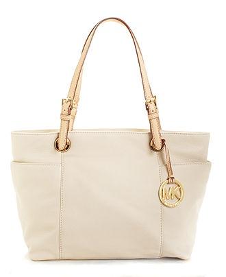 HotSaleClan com, MICHAEL Michael Kors Handbag, Item Leather Tote - Tote Bags  - Handbags \u0026 Accessories - Macy\u0027s