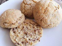 Goda och saftiga frukostbullar gjorda på havregrynsgröt med linfrön. De håller sig mjuka och goda i flera dagar. Glutenfria grötbullar (8-...