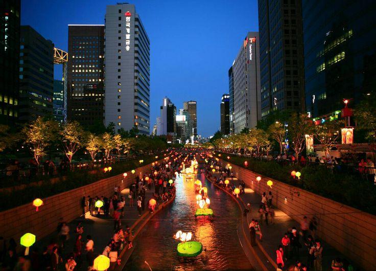 Korea seuol city