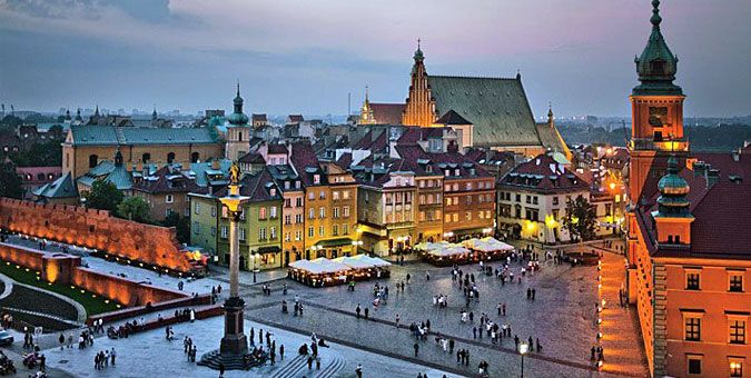 Προορισμοί   5 σούπερ φθηνά ταξίδια στην Ευρώπη