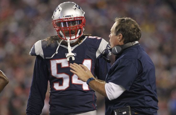 Patriots News: A Look At New Guard Jonathan Cooper, Dont'a Hightower