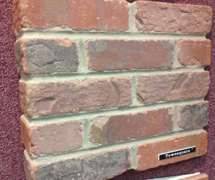 Townsquare Thin Brick Thin Brick Pinterest