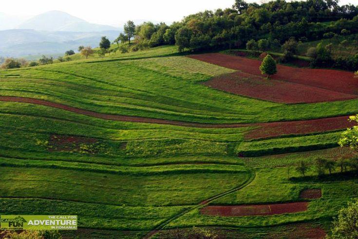 Peisaj pitoresc din Izbuc | Bihor in imagini