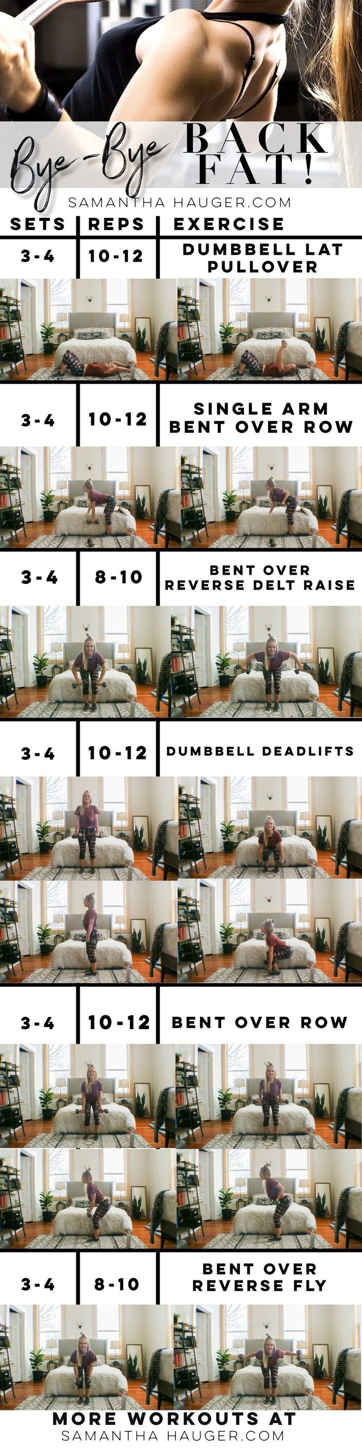 How To Get Rid Of Back Fat. How To Lose Back Fat. Exercises for back fat. Back workout for women. Back exercises. How to lose back fat. #howtolosebellyfatforwomen