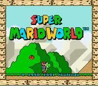 Download Super Mario World Rom