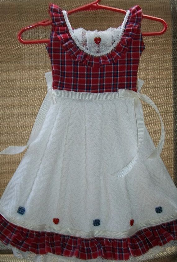 País Plaid diseño de toalla de plato rojo blanco y azul cocina