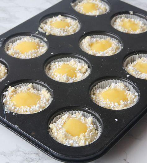 Hastbullar med vaniljkräm – Lindas Bakskola