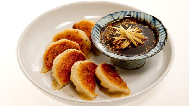 Poh's Pork and Cabbage Dumplings recipe - Nine Kitchen