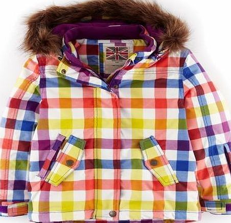 Mini Boden Snow Jacket, Multi 34182105 Nothing ruins a holiday in the snow quicker than feeling cold. Weve tested this snow jacket and were confident that youll stay warm for longer in one of these. The cheerful prints, spots and checks ar http://www.comparestoreprices.co.uk/kids-clothes--girls/mini-boden-snow-jacket-multi-34182105.asp