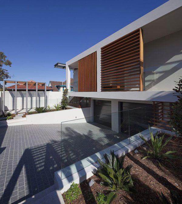 Portland Street Duplex Homes Sport Great Views of the Sydney Harbor