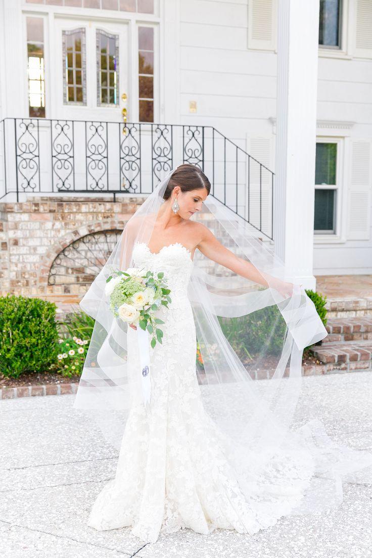 158 best Bridal Veils images on Pinterest   Bridal veils, Veils and ...