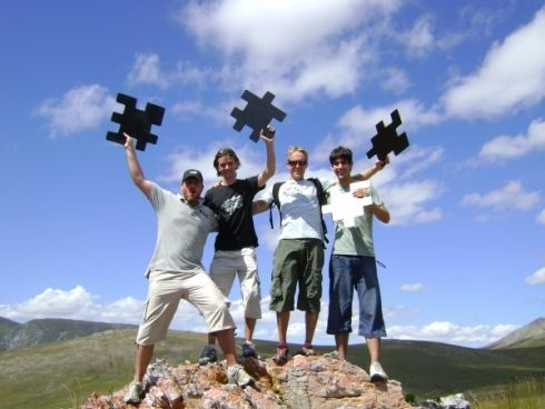 Teambuilding - The Little Karoo (Klein Karoo) is a popular outdoor adventure destination. Sunny skies, rugged mountains, picturesque valleys and friendly people make this region a great place to spend some quality time.