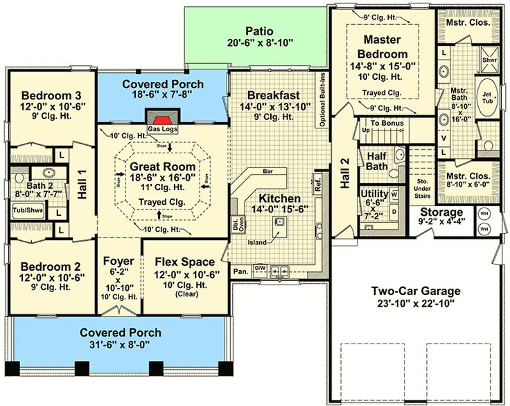 1286 best house plans images on pinterest craftsman for Usda approved builders