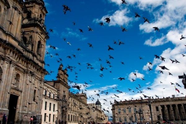Colombia: Bogota Plaza