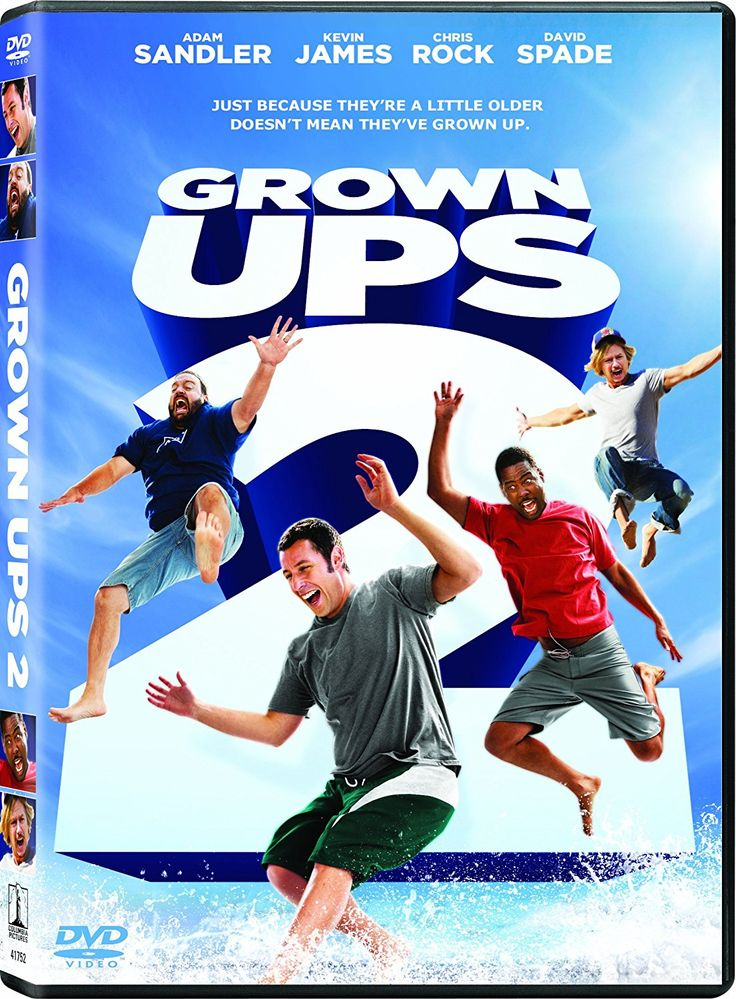 Amazon.com: Grown Ups 2: Adam Sandler, Kevin James, Georgia Engel, Alexander Ludwig, Tim Meadows, Shaquille O'Neal, Colin Quinn, Nick Swardson, Maria Bello, Chris Rock, David Spade, Salma Hayek, Maya Rudolph, Dennis Dugan, Jack Giarraputo, Columbia Pictures; Happy Madison Productions: Movies & TV