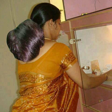 ... good आमबाडा low bun lhc long long hair bun indian aunties