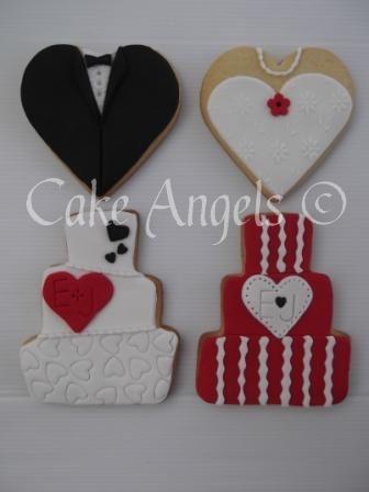 Wedding Cookie Combo