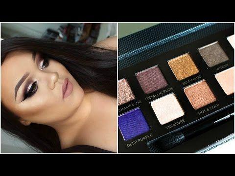 Anastasia Beverly Hills Self-Made Palette Makeup Tutorial Look #1 | Make...