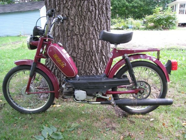 26 best images about Moped on Pinterest | Classic motorcycle