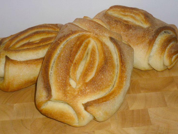 pane a pasta dura sfogliato