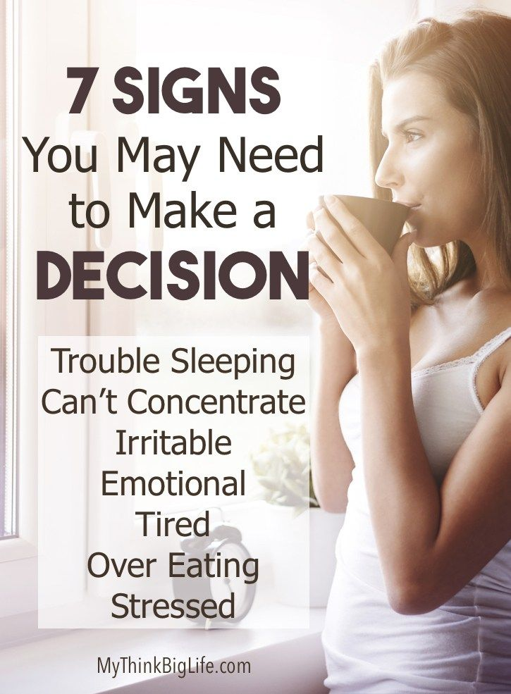 Unmade decisions are mental clutter that can affect your emotions, productivity, and even sleep. Improve your decision making to improve your life. The power of making a decision can positively affect many areas of your life such as health, finances, career, and relationships. #decisionmaking #decision #decisions #howtomakeadecision