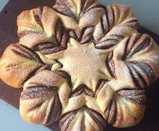 Recipe Nutella Brioche by Mishh92 - Recipe of category Baking - sweet
