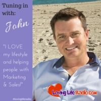How To Dominate Your Day With Love!  Today Deb chats with the John Bellamy - Co-Founder of Heart Centred Money Makers. www.lovingliferadio.com