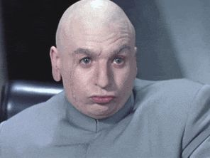 New party member! Tags: right austin powers dr evil