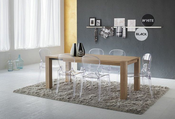 14 best salle à manger images on Pinterest Dining room, Chairs and