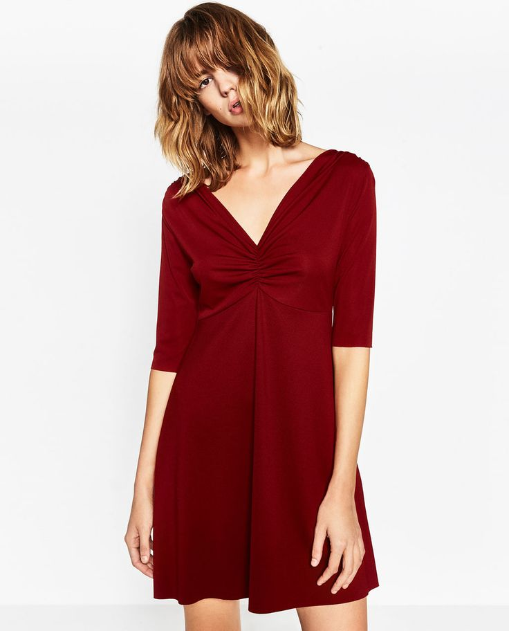 A-LINE DRESS-NEW IN-WOMAN | ZARA United States