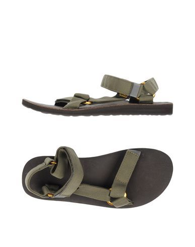 TEVA Men's Sandals Military green 11 US