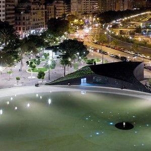 Plaza de Espana / Herzog & de Meuron I love this plaza!