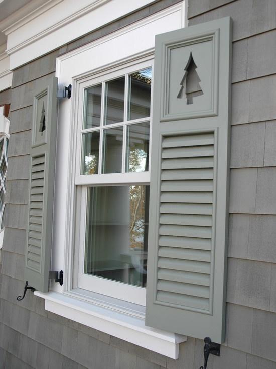 Best 25 cottage shutters ideas on pinterest exterior for Cottage style exterior shutters