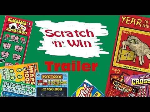 Scratch n Win Trailer - YouTube