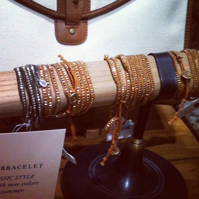 Countdown to Stampede - western inspired bracelets at Club Monaco