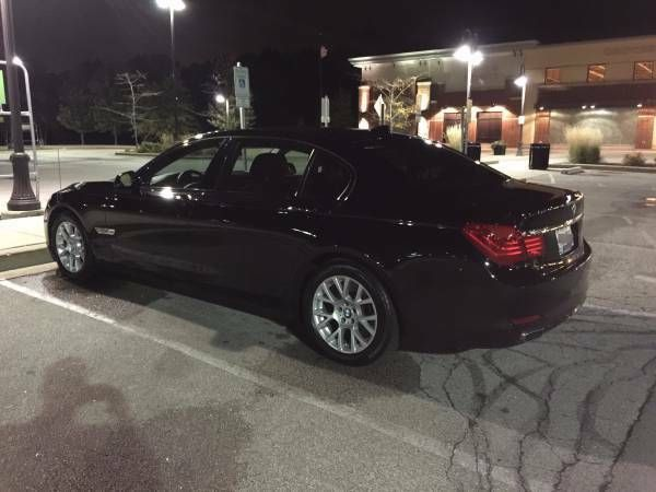 CPO -CERTIFIED- 2011 BMW 750li
