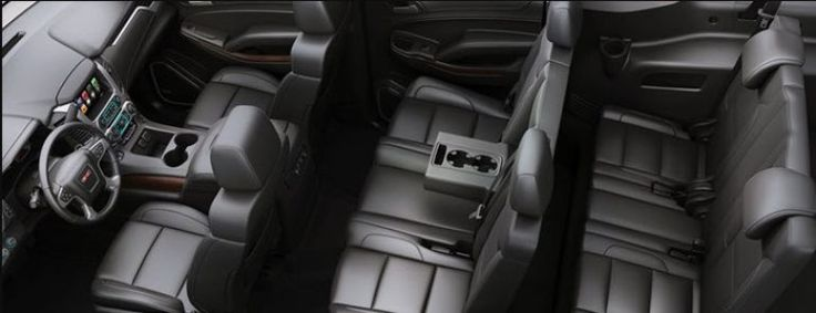 2018 GMC Yukon XL Cabin and Interior Style