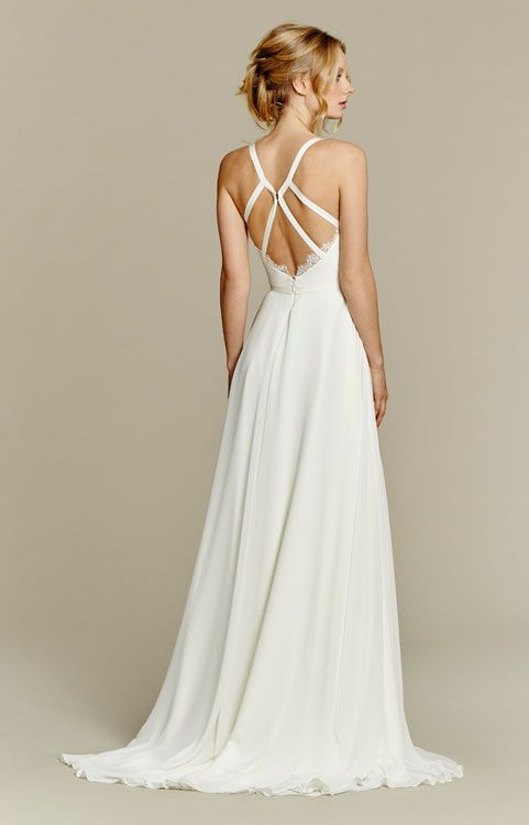 Bridal Gowns, Wedding Dresses by Blush by Hayley Paige - Style 1559 - Palermo