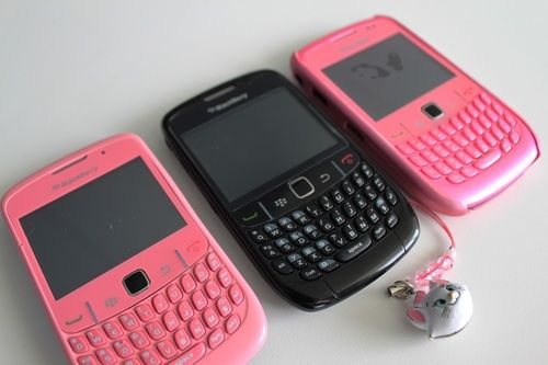 My BlackBerry