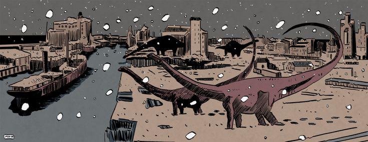 dinosauri a natale